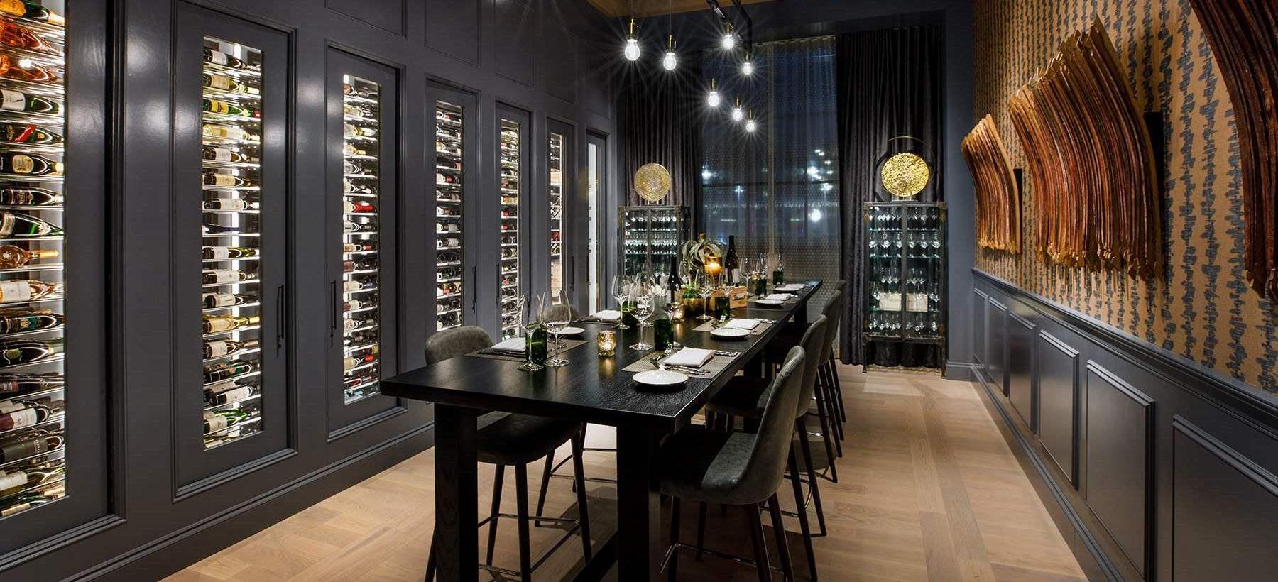 Bacchus Kitchen + Bar at Grapevine